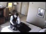 Hotel Bellboy Steals From Guest Luggage