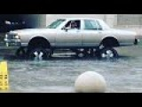 Houston Flood Compilation Hood Edition Texas Floodings Raw Video 4-18-2016