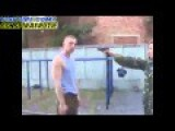 How To Disarm Armed Man - Fast Russian Disarms Soldier - SLOW Edit