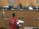 Hialeah Firefighter Fights For Truth At City Council Meeting