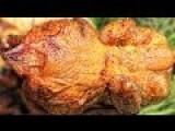 How To Make Chicken On A Spit - Pečeno Pile Na Ražnju