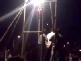 Hanging Sentence In Iran Goes Wrong