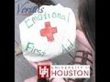HIDDEN CAM: University Of Houston Facilitates Emotional First Aid Kits For Students
