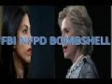 Hillary & Huma Caught Having Sex With A Minor On Weiners Laptop?