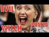Hillary Clinton Evil Laugh