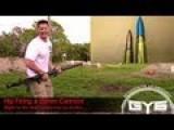 Hip Firing A 20mm Cannon