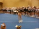 Holy Shit! Unbelievable Performance By Cheerleader