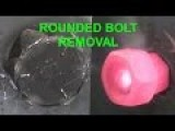 How To Remove A Rounded Nut Or Bolt 5 Different Ways
