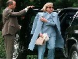 Hillary Told Secret Service Agent Who Refused To Carry Her Bag To 'Stay The F**k Away From Me! Just F*****g Do