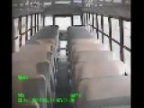 Hit And Run, School Bus Video Footage 7year Old Loses Tooth!