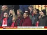 Hillsborough Vigil - You'll Never Walk Alone