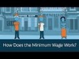 How Does The Minimum Wage Work? -LiveLeak Poll Included
