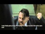 Hitler Gets His Health Insurance Policy Canceled By Obamacare