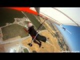 Hang Glider Crash