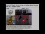 Hoax : Flying Horse Miracle Over Mecca Debunked