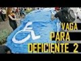 Handicapped Parking Prank Official Prank Video