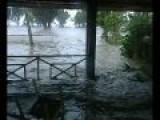 Hurricane Meena Hits Rarotonga
