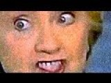 Hillary's CRAZY EYE Loses Its Mind In Lake Worth FLA!