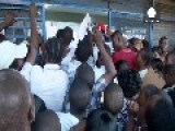 Haiti: Angry Scenes As Voters Go To The Polls