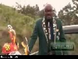 Hilarious Snake Prank In Africa!