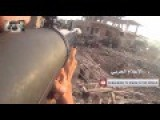 Hezbollah POV GoPro Helmet Cam CQB Footage From Zabadani