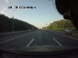 Happy Birthday Guys! Brutal Car Accident On A Highway In Russia