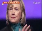 Hillary Clinton Implies Putin Acts Like Hitler