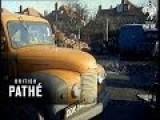 Housewife Scrap Merchant 1961