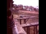 Helicopter Crash Kills Two - Bizarre Footage