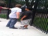HighSchool Kids Fight At Skatepark ... Bully Got Taught
