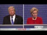 How SNL Spiked The Football Too Early On Hillary Clinton | SUPERcuts!