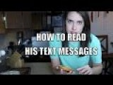 How To Read His Text Messages