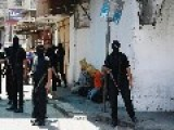 Hamas Terrorists Executes 18 Civilian In Busy Public Square ,Suspected Of Being Spies For Israel
