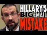 Hillary Has A MAJOR Loose End!! Paul Combetta 'StoneTear'