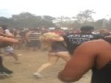 Hilarious Bitch Fight At Music Festival