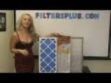 How To Measure An Air Filter For Your Furnace...and TITTIES