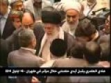 Hadi Al-Amiri Kiss The Hand Of Khamenei