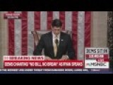 House Erupts Into Chaos As Paul Ryan Reconvenes, Dems Continue Sit-In, Chant In Protest