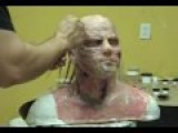 How To Make A Silicone Zombie Mask