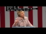 Hillary Clinton Calls For A National Civilian Security Force In Florida Rally - 9 30 16