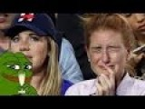 HILLARIOUS Butt-Hurt Crying Hillary Voters Compilation