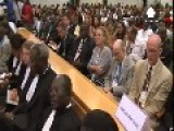 Hissene Habre Dragged From Court Officials Suspend War-crimes Trial