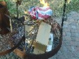 How To Burn An American Flag