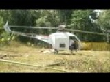 Home Made Chopper Helicopter