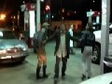 Happy Holidays Black Girl Fight @ Citgo Winston Salem, NC