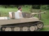 Homemade Tiger Tank