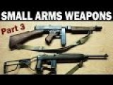 How WW2 Small Arms Weapons Work US Army Training Film | 1945