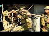 Helicopter Aerial Sniper - JGSDF & U.S. Army Training