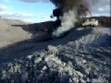 How To Put Out A Coal Fire In An Open Quarry