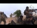 Heavy Clashes As Syrian Rebels Storm The Arbeen Mountain In Ariha